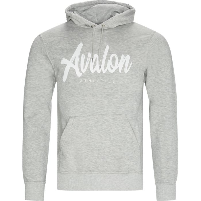 Ridge Hoodie - Sweatshirts - Regular - Grå